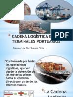 Cadena Logística en los Terminales Portuarios..!