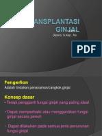 Transplantasi Ginjal-askep