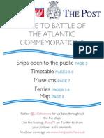 Battle of the Atlantic pocket guide