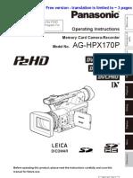Ag Hpx170 Oi