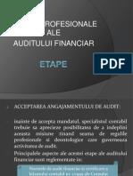 Audit fin