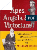 William Irvine-Apes, Angels, And Victorians the Story of Darwin, Huxley, And Evolution-McGraw-Hill(1972)