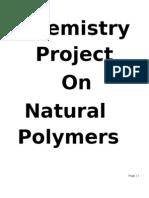 Chemistry Project Class 12 Pdf