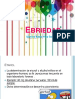 Ebriedad