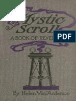 Helen Van Anderson - The Mystic Scroll, Book of Revelations 1906