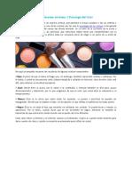 Los Diferentes Atributos Y Psicología Del Color