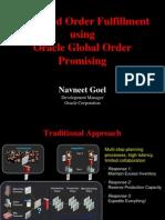 Order Fulfillment Using GOP