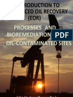 Introduction to Enhanced Oil Recovery (EOR) Processes