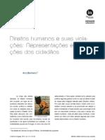 In-Mind_Português, 2010, Vol.1, Nº.4, Barbeiro, Direitos humanos e suas violações