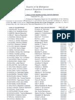 PRBRES Resolution 17-2013