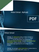 Arbori binari