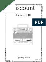 ConcertoIII Usa