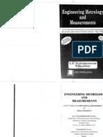 Engineering Metrology Measurements