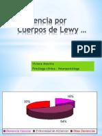 Demencia Cuerpos de Lewy