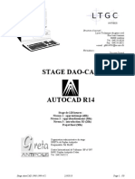 Stage Acad R14 Chapitre 1