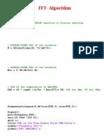Fft+Matlab