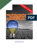 10 secret pour être créatif.pdf