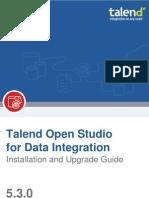 Talend Open Studio DI IG 5.3.0