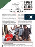 Sankalp Newsletter April 2013