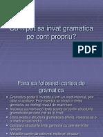 Gramatica Germana (1)