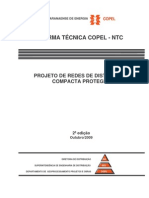 Norma Técnica Copel - NTC (Out-2009)