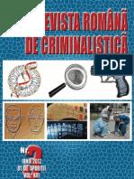 Criminalistic a 0312