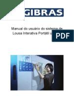 Manual Lousa Digital