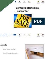 4 - Controlul Strategic Al Vanzarilor
