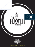 TheHumourConference_Call for Papers