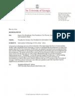 Information Technology at UGA, 2013 - 2014