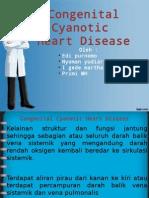 Congenital Cyanotic Heart Disease(1)