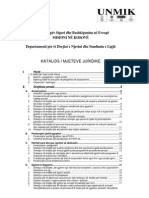 Katalog i Mjeteve Juridike