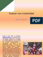 201002220104310.Evaluar Con Creatividad