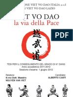 Viet Vo Dao - l'Arte Della Pace