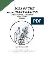 Forces of Merchant Barons Beta 1.1