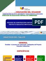 presentacindeinstrumentosyprocesofinalpei2013-130409064634-phpapp01