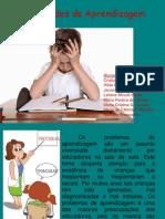 Apresentação Dificuldades de Aprendizagem ok