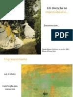 Em direcção ao impressionismo.pptx