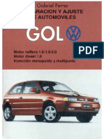 Manual VW Gol Español