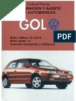 Manual VW Gol Español