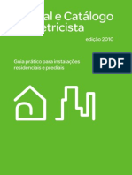 Manual e Catálogo do Eletricista - Schneider