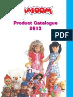 Masoom Toy Catalogue 2013