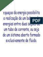 Equacao Da Energia