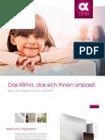 alphaEOS Flyer