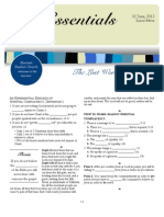 Disc Ess 15 Rom 10-9-13 Handout 060213
