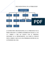 Tarea 4. Estructura Organizacional en La Publicidad