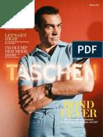 taschen magazine winter 2o12