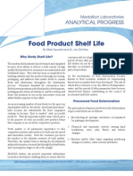 Food Shelf life