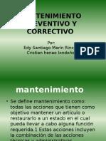MANTENIMI1ENTOff