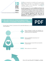 as infografia embarazo